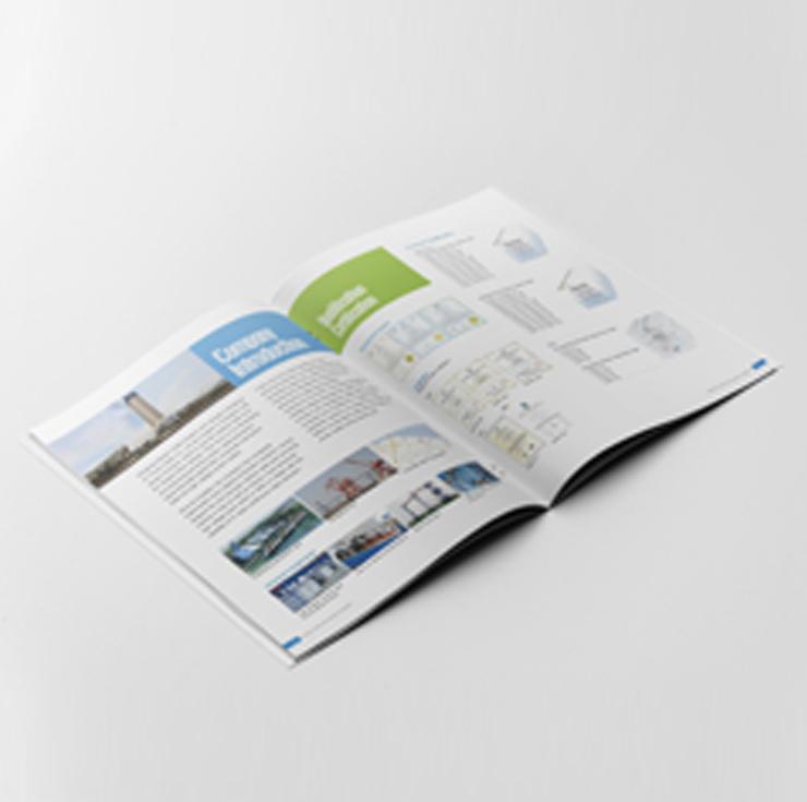 展览产品图册印刷