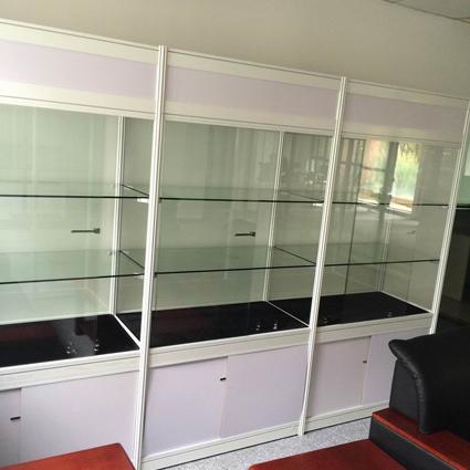 高玻璃柜2/2.5米高
